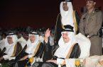 محمد بن ناصر يرعى حفل تخريج الدفعة ال 14  طلاب وطالبات جامعة جازان