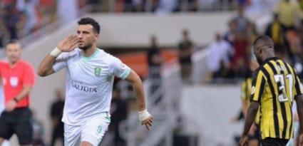 السومة على بعد خطوة من رقم تاريخي في الدوري السعودي