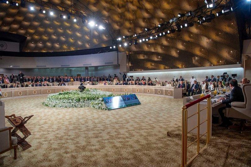 اختتام أعمال القمة العربية الثلاثين بتونس