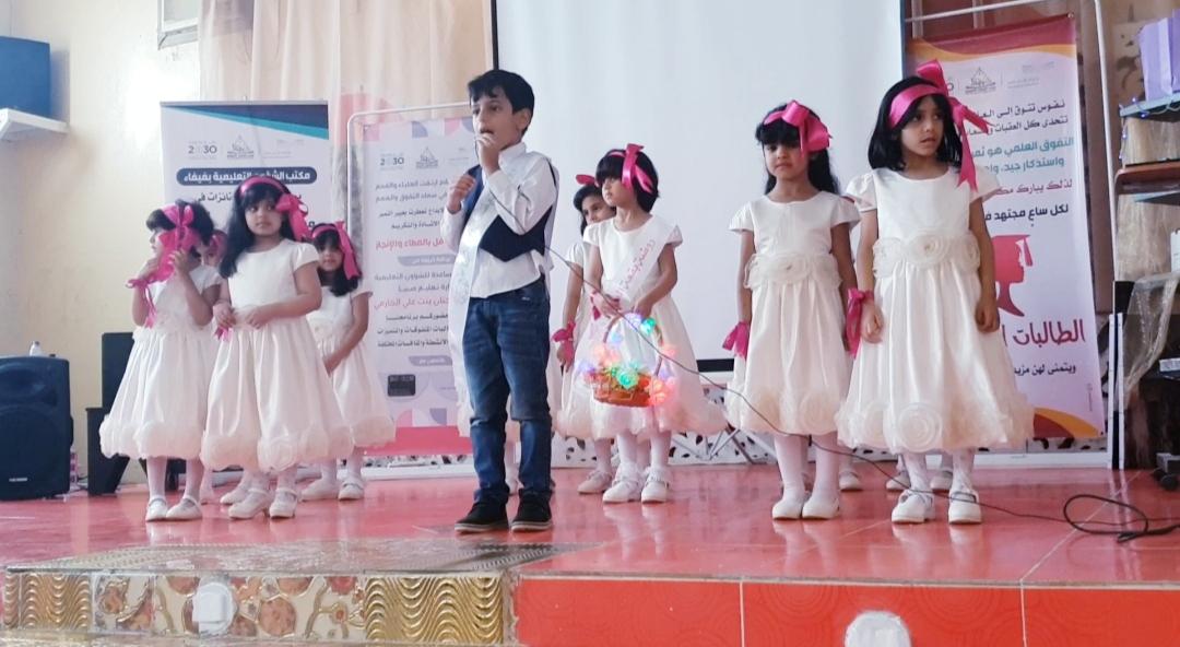 إدارة الموهوبات بتعليم مكة تهيء الهيئة الإدارية والتعليمية والإشرافية لتطبيق مبادرة فصول الموهوبات