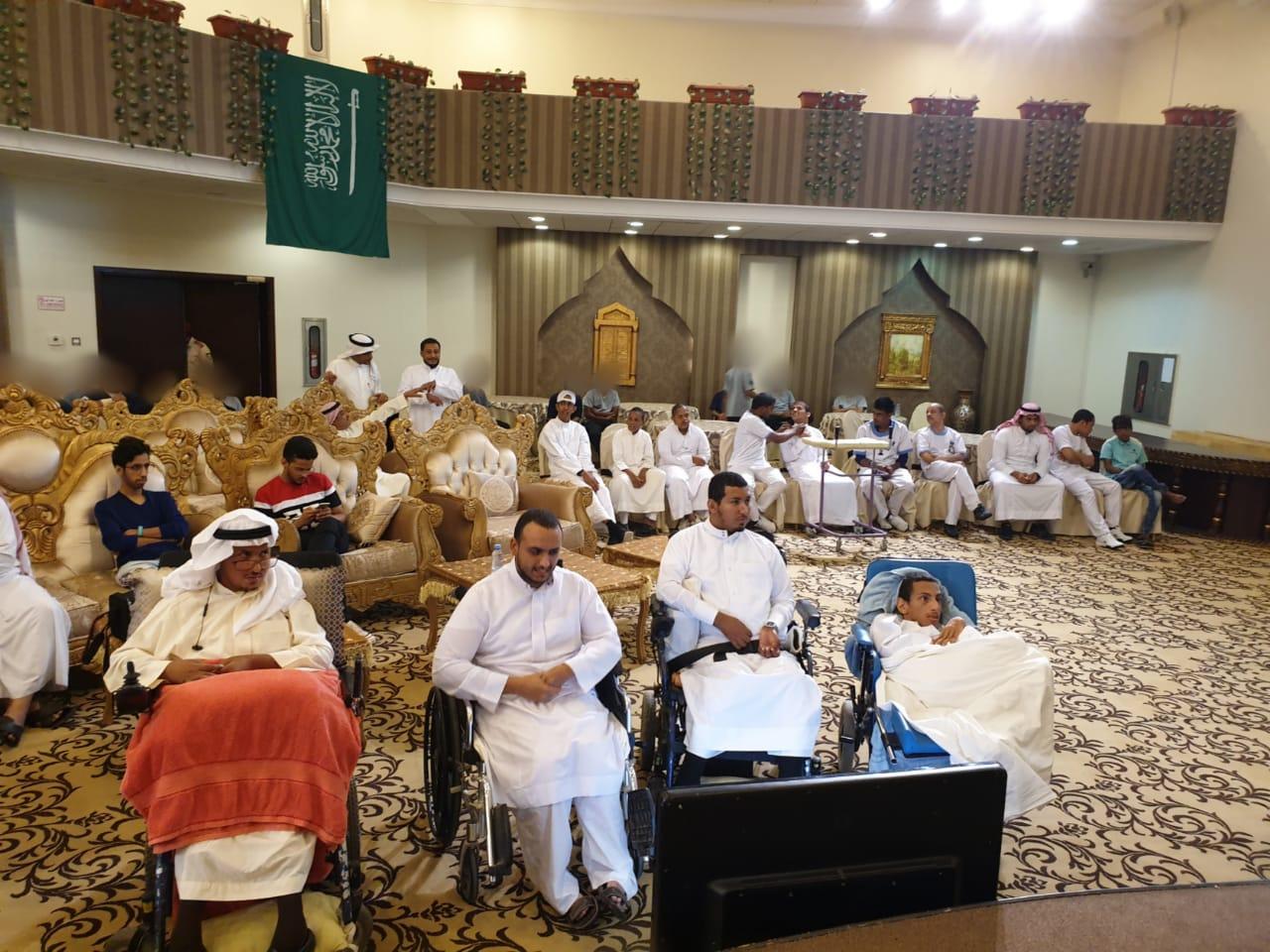 دار الملاحظة الاجتماعية بجازان يقيم برنامجاً ترفيهياً للنزلاء