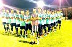 أولمبي القصبة يُحقق بطولة محافظة العارضة الرياضية لعام 2019