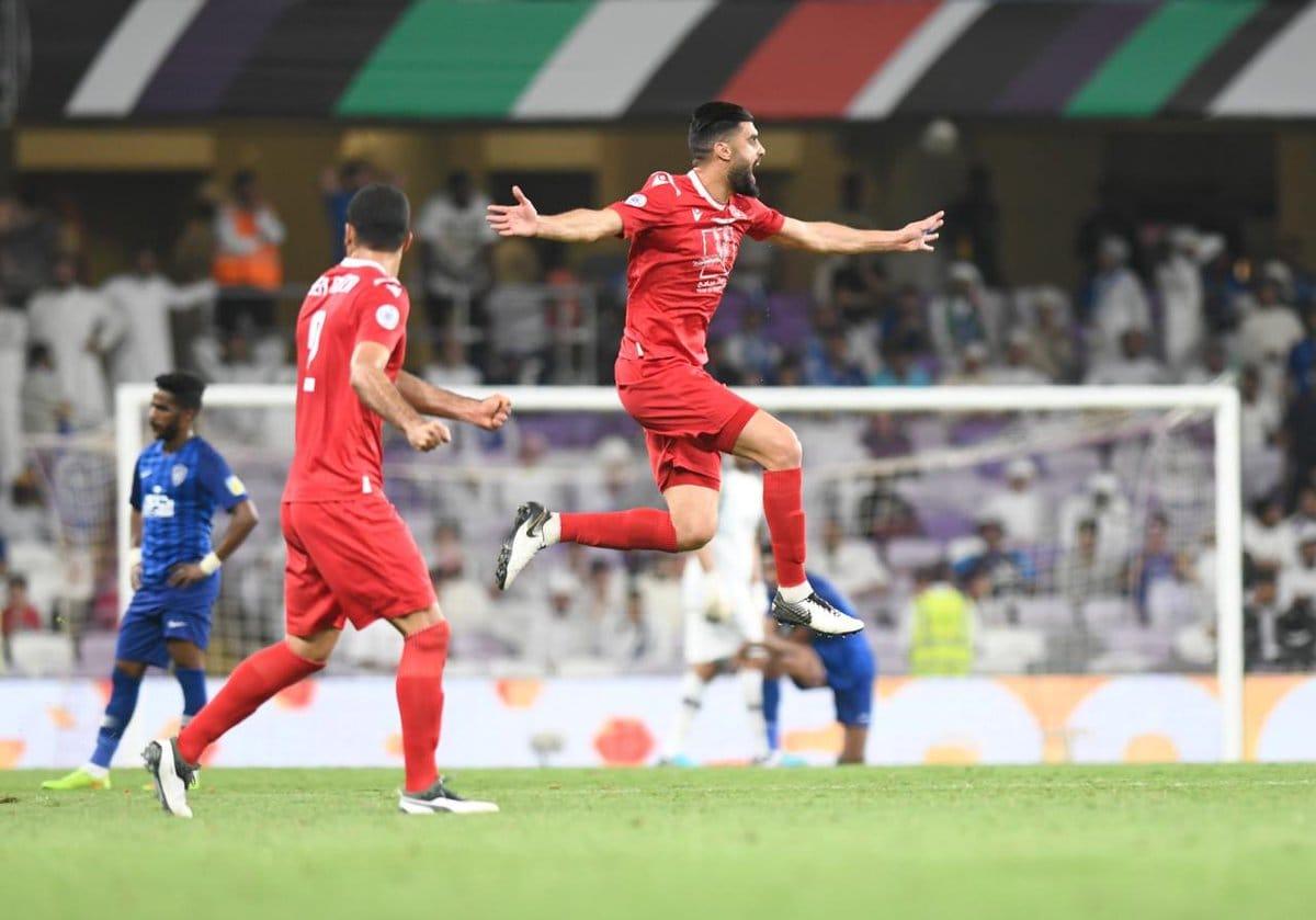 النجم الساحلي بطلاً لكأس زايد للأندية العربية بعد فوزه على الهلال السعودي