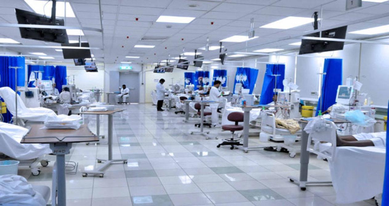 إجراء أكثر من 3000 الآف جلسة غسيل كلوي بمستشفيات جازان