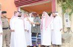 نائب أمير جازان يتفقد مزارع البن ببني مالك ويدشن متجر بيع البن الالكتروني