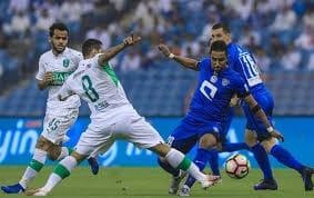 """""""الهلال"""" وجهاً لوجه أمام """"الأهلي"""" في """"كلاسيكو سعودي"""" في إياب نصف نهائي كأس زايد للأندية الأبطال›"""