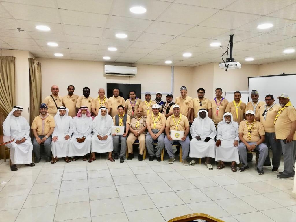أجتماع اللجان الكشفية للإتحاد العالمي للكشاف المسلم