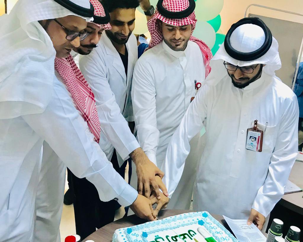 """مستشفى صامطة العام ينفذ فعالية """"دواؤك في رمضان"""