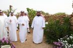 محمد بن عبدالعزيز والخطيب في جولة بقرية القصار ومحمية فرسان وشواطئ فرسان