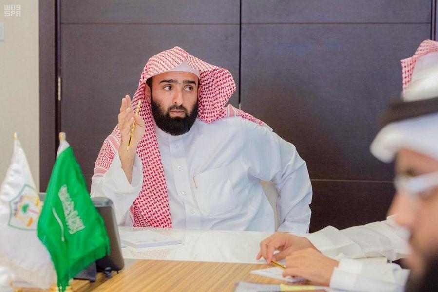 رئيس ديوان المظالم يستعرض برنامج قياس مؤشرات أداء الخطة الإستراتيجية الإلكتروني