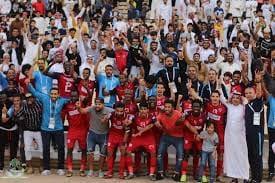 أبها يتأهل رسمياً إلى دوري الامير محمد بن سلمان للمحترفين –