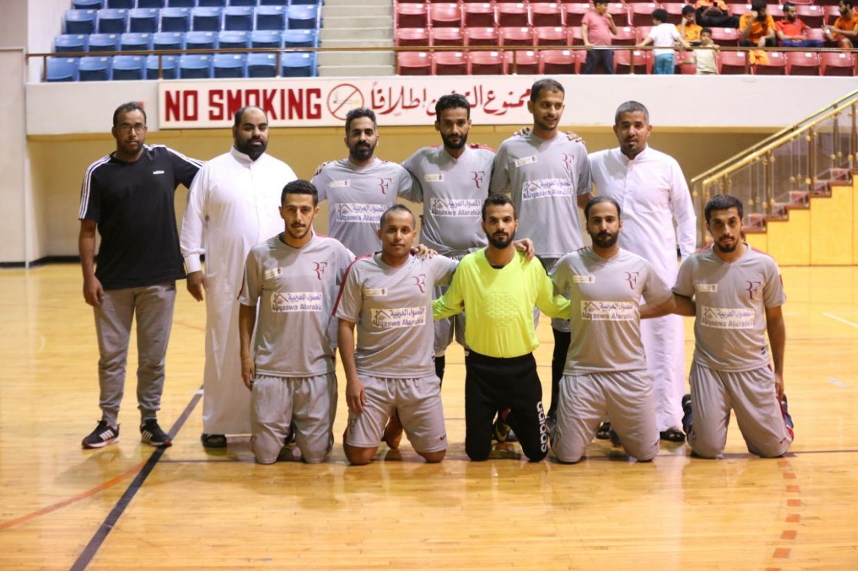 برعاية الهيئة العامة للرياضة أنطلقت بطولة مواسم رمضان لكرة قدم الصالات
