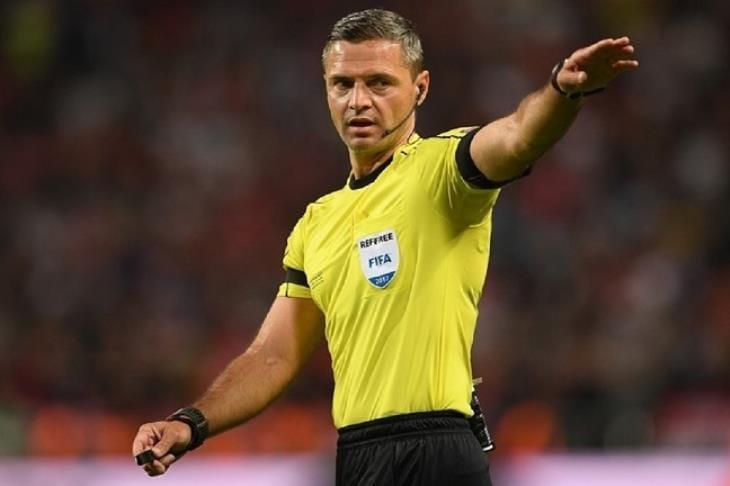 سكومينا حكماً لنهائي دوري أبطال أوروبا بين ليفربول وتوتنهام
