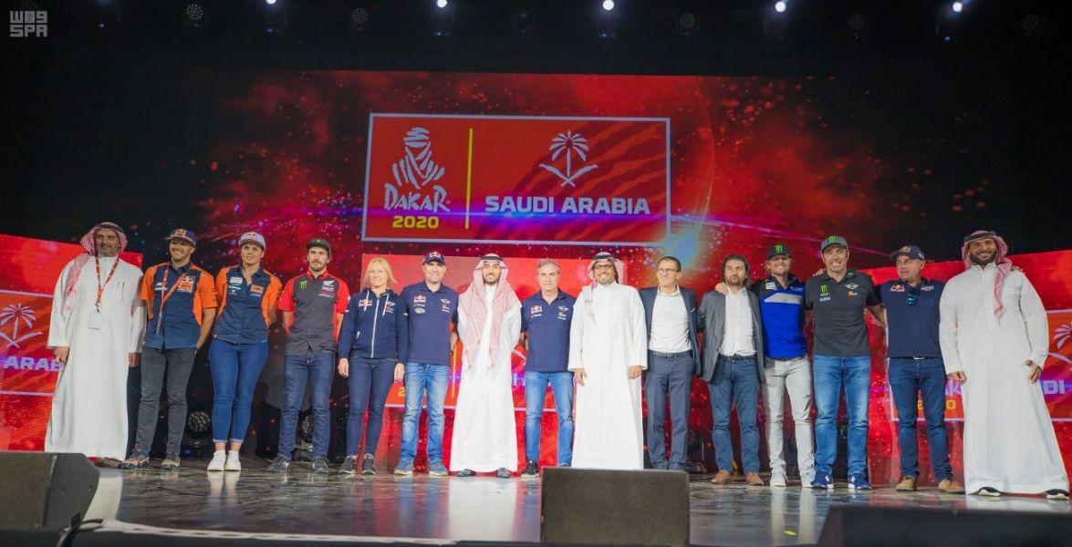 الهيئة العامة للرياضة تعلن فتح باب التسجيل لرالي داكار السعودية 2020