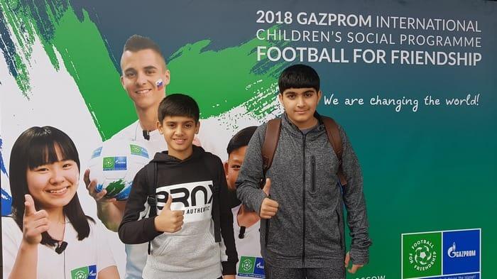 """اتحاد القدم السعودي يشارك في برنامج """"كرة القدم من أجل الصداقة"""" بأسبانيا"""