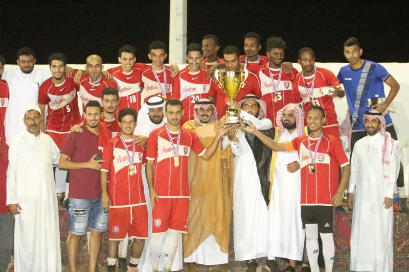 الشعبي يتوج فريق الردحة بطلاً لبطولة الردحة الرمضانية 1440