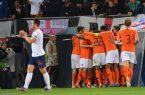 هولندا تقصي إنجلترا وتواجه البرتغال في النهائي الأوروبي