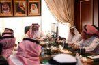 وزير الإعلام يلتقي رؤساء مجالس إدارات الصحف السعودية