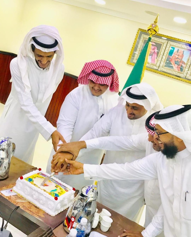 بلدي قوز الجعافرة يحتفل بترقية رئيس البلدية