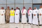 سمو أمير عسير يدشن المشروعات التطويرية في مطار أبها الدولي