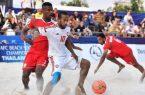 مصر تكتسح الصين وعمان تهزم الإمارات بسداسية في البطولة الدولية لكرة القدم الشاطئية