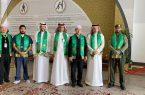 إستقبال 481 حاجاً وحاجة ماليزيين ضمن مبادرة طريق مكة