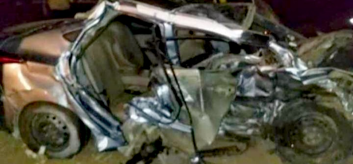 ثلاث حالات وفاة واصابات بالطريق الدولي بقوز الجعافرة