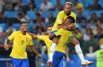 """منتخب البرازيل ينتزع الوصافة من فرنسا في التصنيف الشهري للاتحاد الدولي لكرة القدم """"فيفا"""