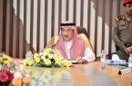 سمو أمير منطقة جازان يرأس إجتماع لجنة الإسكان التنموي بالمنطقة
