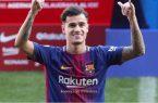كوتينيو مستمر مع برشلونة