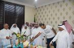 بلدية محافظة صبيا تقيم حفل معايدة بمناسبة عيد الأضحى المبارك