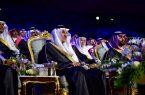 نيابة عن الملك… سمو الأمير خالد الفيصل يرعى حفل سوق عكاظ
