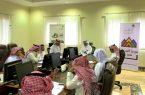 العمل والتنمية الاجتماعية بعسير تعقد اجتماعاً بعدد من مكاتب الاستقدام بالمنطقة