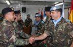 الجيش اللبناني واليونيفيل يكثفان دورياتهما المؤللة على طول الخط الحدودي مع الاراضي المحتلة