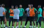 المنتخب السعودي الأول لكرة القدم يختتم تحضيراته للقاء منتخب مالي