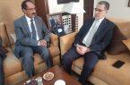 رئيس الوزراء المغربي يستقبل سفير اليمن في الرباط