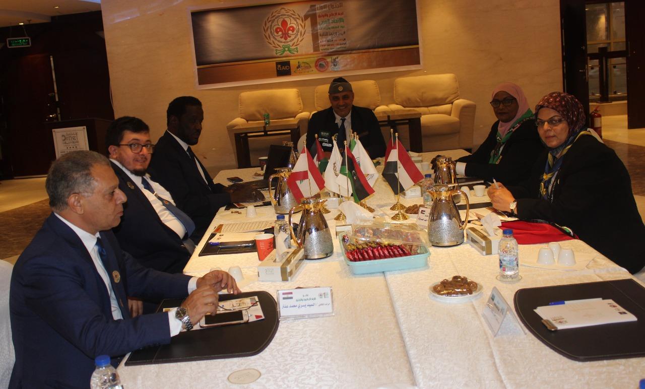 لجنة الاعلام بالاتحاد العربي تقر توزيع المهام على أعضائها ، وتصدر خطتها لـ2019-2020