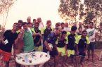 مركز النشاط الإجتماعي بقرية جريبة يقيم حفل الاهالي بمناسبة اليوم الوطني للمملكة العربية السعودية ٨٩ 🇸🇦