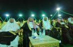 بن لبدة يرعى حفل محافظة هروب همة حتى القمة