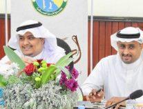 """"""" صحيفة سعودبوست """" تلتقي برئيس اللجنة المنظمة لإحتفال اليوم الوطني ٨٩ بمركز الجعافرة"""