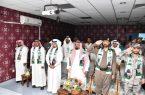 محافظ الحرث يرعى فعاليات احتفال المستشفى العام باليوم الوطني89
