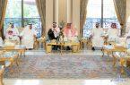 ديوانية الراجحي تستضيف رئيس مركز الدراسات السياسية والاستراتيجية بالشرق الأوسط