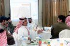 مُحافظ خميس مشيط يترأس إجتماع لجنة تطوير المحافظة