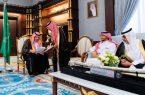 الأمير حسام يستقبل مدير عام فرع وزارة العمل والتنمية الإجتماعية بالباحة