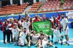 رئيس اللجنة الأولمبية العربية السعودي يكرم نادي الوحدة مع مكافأة لكل لاعب