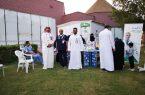 """""""صحة الرياض"""" تواصل تقديم خدماتها لزوار منتجع نوفا """"سفاري الرياض"""""""