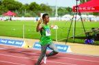 عداء الأخضر نور الصناع يتوج بذهبية العالم في سباق 400 متر