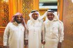 *رجل الاعمال خالد السعود يكرم وكيل وزارة الحج والعمرة
