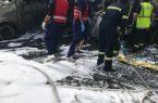 مصرع ٦ أشخاص في حادث مروري بمنطقة عسير