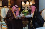 أمير منطقة الباحة يستقبل مدير عام فرع الهيئة العامة للسياحة والتراث الوطني